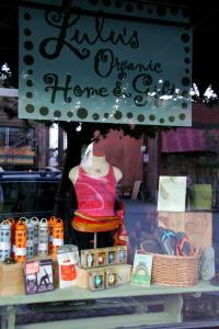 "Think Positive Apparel In ""Lulu's in Bend"" of Bend, OR"