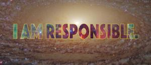 I am Responsible Space Affirmation image