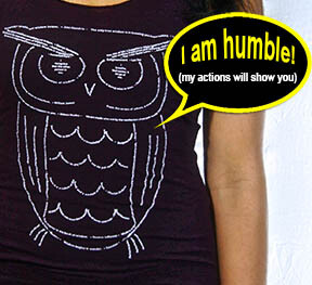 Affirmations for humility