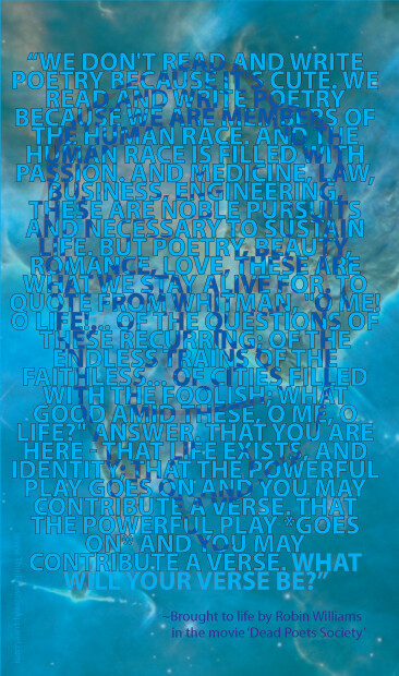 Robin Williams Quotation Image