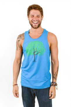 dancing_tree-M_triblend_tank-turquoise-1-Think_Positive_Apparel.jpg