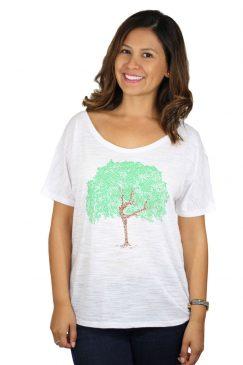 dancing_tree-ladies_flowy_slouchy_t-shirt-white_slub-portrait-Think_Positive_Apparel-NOV16---16.jpg