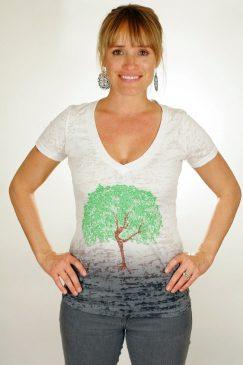 dancing_tree-ombre_burnout_deep_v-neck_t-shirt-white_black-1-Think_Positive_Apparel.jpg