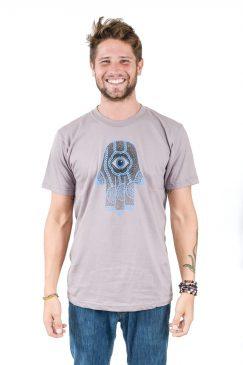 hamsa-mens_organic_cotton_crew_neck_t-shirt_pebble_brown-1-Think_Positive_Apparel-379.jpg