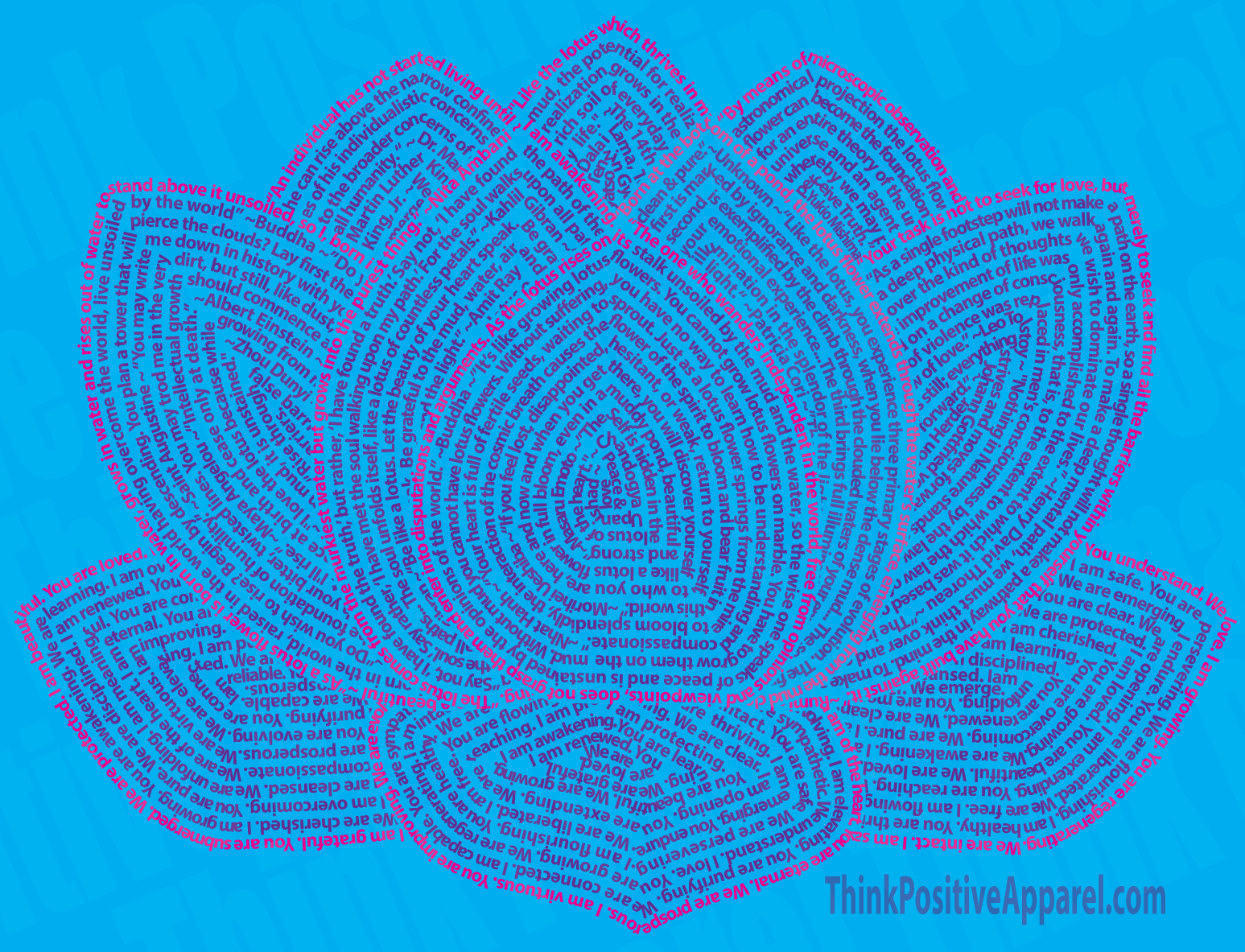 Lotus Flower Design Quotations - Lotus Flower Meaning ...